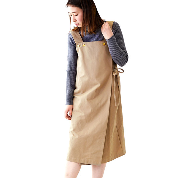 any apron onepiece 〜エニーエプロンワンピース
