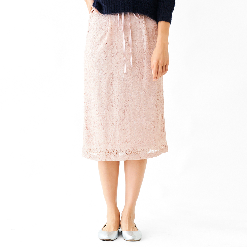 【40%OFF】bless lace skirt 〜ブレスレーススカート