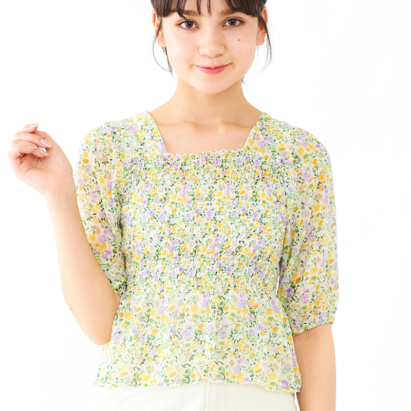 【40%OFF】lily blouse 〜リリーブラウス