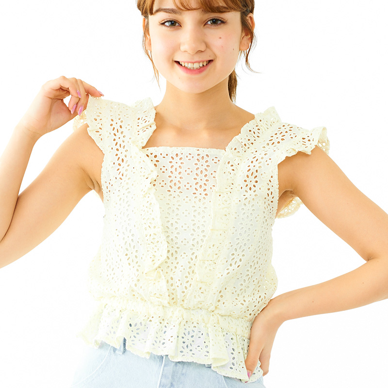 【40%OFF】holiday top 〜ホリデートップ