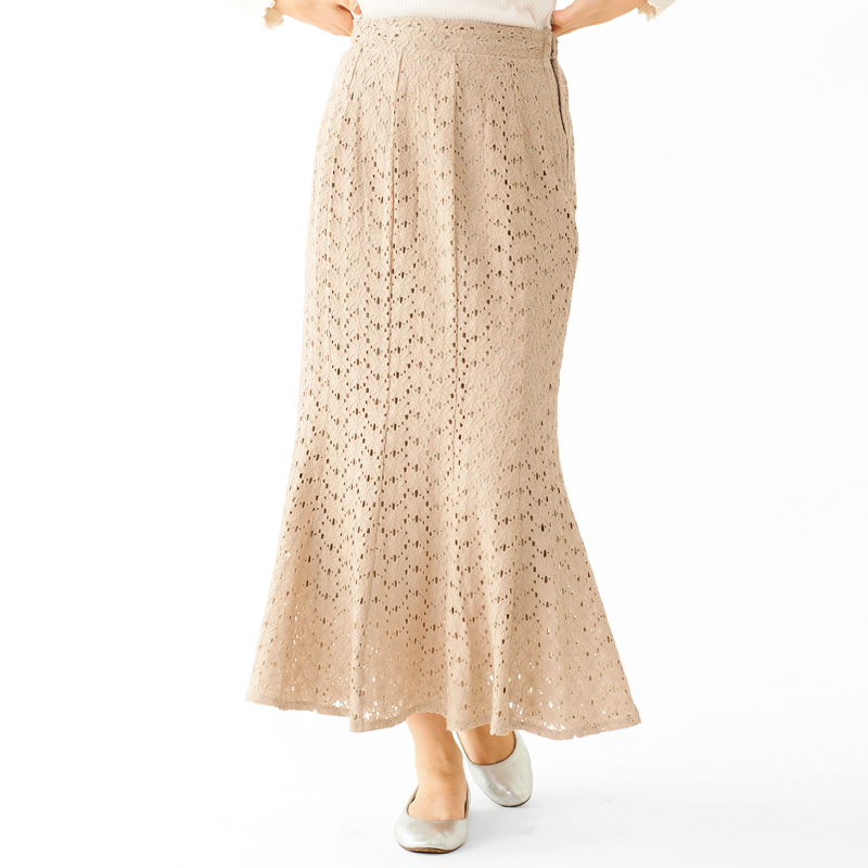 【PRICE DOWN】flutter lace skirt 〜フラッターレーススカート