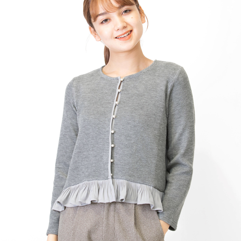 【10%OFF】holly pearl top 〜ホーリーパールトップ